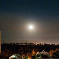 Ночьное небо :: Алексей Сердюк