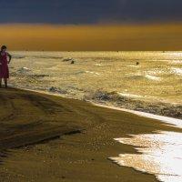 на пляже :: Vasiliy V. Rechevskiy