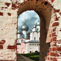 Старый город :: Елена Строганова