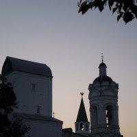 Вечернее Коломенское :: Сергей Федорович Турчев