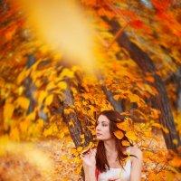 Осень - Наташа :: Светлана Кудеринова