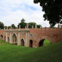 Мост через овраг :: Сергей Галкин