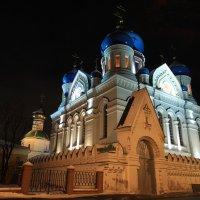 Николо-Перервинский монастырь :: Сергей Галкин