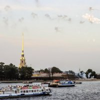 Дымы салюта :: Valerii Ivanov