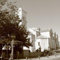 Церковь Св. Лазаря в Ларнаке :: Татьяна Мухина
