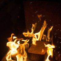 Огонь :: Александр Создаев