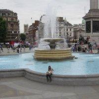 Trafalgar Square. London :: Екатерина Семенова