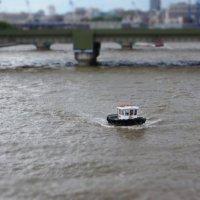 London boat :: Екатерина Семенова