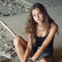 Лучше травы - асфальт и развалины ... :: Натали Виноградова