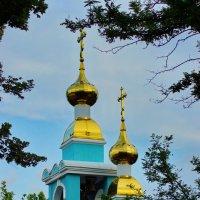 Кафедральный Храм Святого Иоанна Кронштадтского..Одесса :: Александр Шурпаков