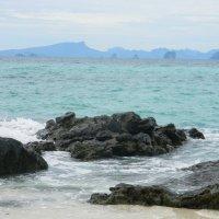 Андаманское море в пасмурную погоду. :: Ирина Михайловна