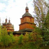 Казацкая церковь Покрова Пресвятой  Богородицы (Киев) :: Ростислав