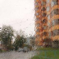 В городе дождь... :: Александр Герасенков