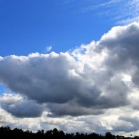 In the Sky... :: Александр Герасенков
