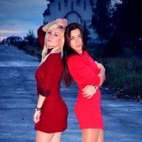 Женщины придают слишком большое значение единственному восхищённому взгляду. :: Ярослава Сербина