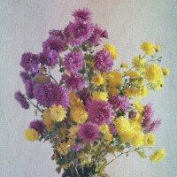 Букет цветов :: Катрина Деревеницкая