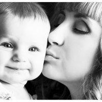 Мать и дитя :: Светлана Былинович