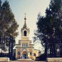 Церковь :: Сергей Ли