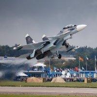 Взлет Су-30СМ :: Павел Myth Буканов
