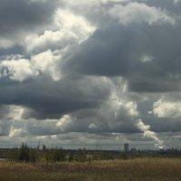 Фабрика облаков :: Юрий Клишин