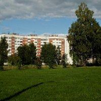 вид на город :: Сергей Кочнев