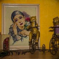 Ехали медведи на велосипеди :: Sergey Oslopov