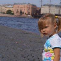 Детское недоверие :: михаил лебедев