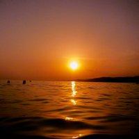 Море, море...мир бездонный :: Дарья Ашарина