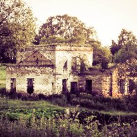 Разрушенная древняя церковь :: Дарья Ашарина