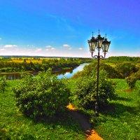 Излучина реки Тура. :: Александр Швецов