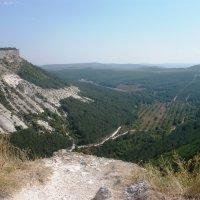 Вид на долину :: Александр Можаров
