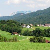Альпийская деревня :: Ольга Иргит