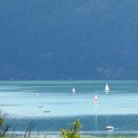 На озере (в предгорьях Альп) :: Ольга Иргит