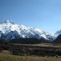 снежные вершины :: Natalya секрет