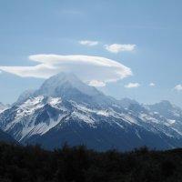 необычное облачко :: Natalya секрет