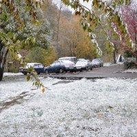 Первый снег на Урале :: Анатолий