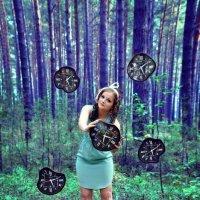 алиса в стране чудес :: Наталья Самощева