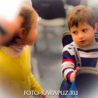 взаимодействие :: Владимир Павлычев