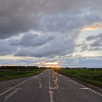 Дорога в облака :: Дамир Каримов