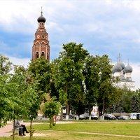 город Броницы :: Андрей Шейко