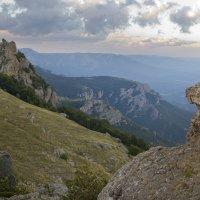 Горы :: Николо Пагани
