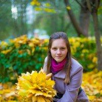 жёлто-зелёный сентябрь-2013 :: Владимир Павлычев