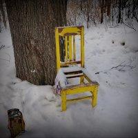 просто стул :: Александр Шурпаков