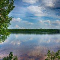 Озеро :: Денис Бугров