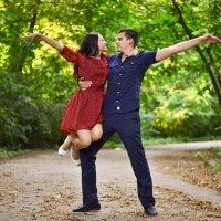 Танцуем!!! :: Galina Shichenko