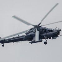 Ми-28Н :: Павел Myth Буканов