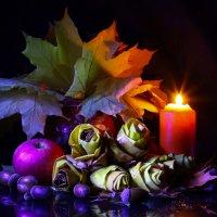 Осенние листья :: Денис Матвеев