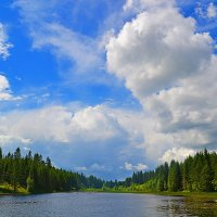 Синева неба :: Александр Преображенский
