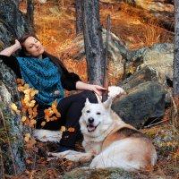 В лесу :: Nataliya Belova