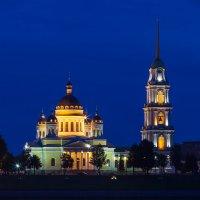 Собор Спаса Преображения в Рыбинске :: Илья Бесхлебный